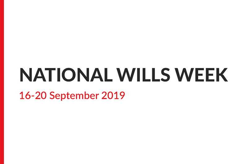 National Wills Week