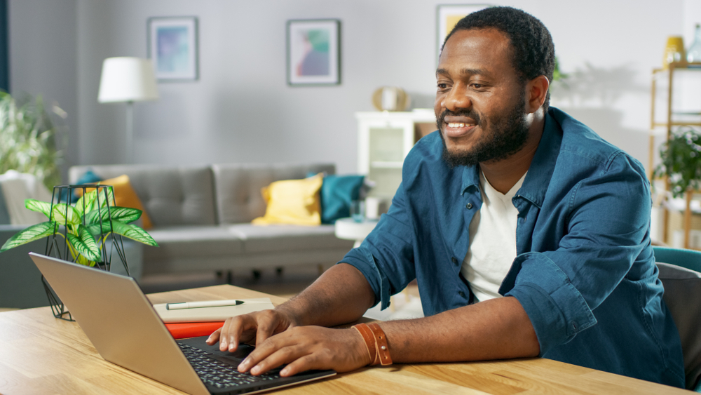 Telecommuting on the rise