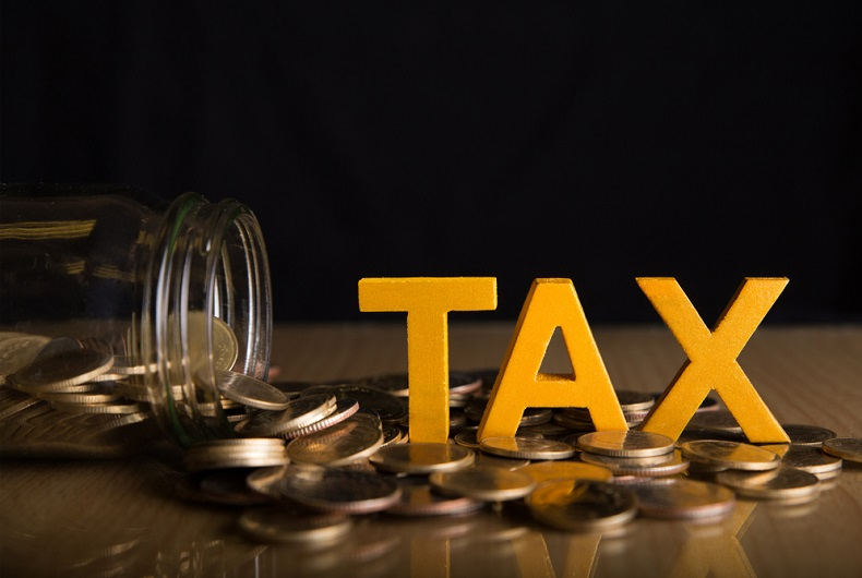 Withholding tax on land sales