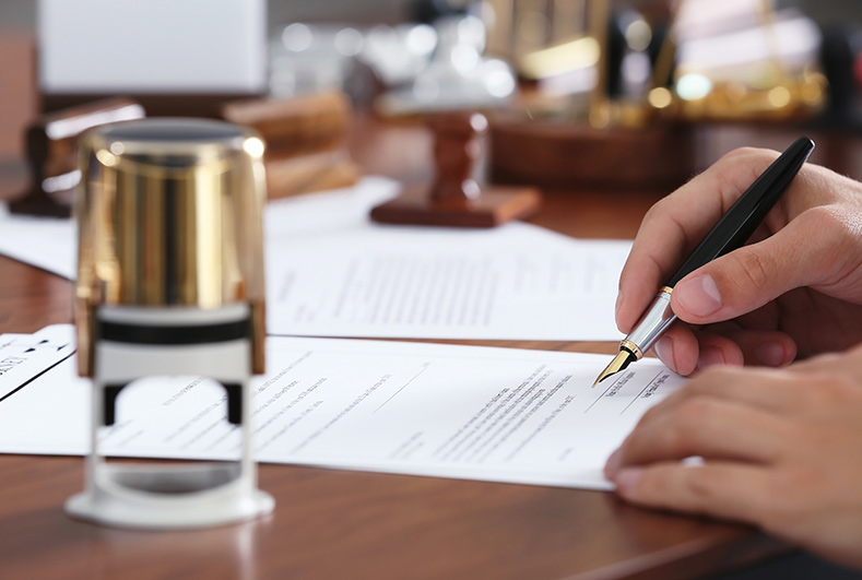 Requirements for a valid Will