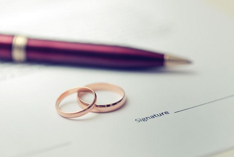 Check the marital status