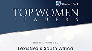 LexisNexis lauded for gender empowerment and transformation thumb