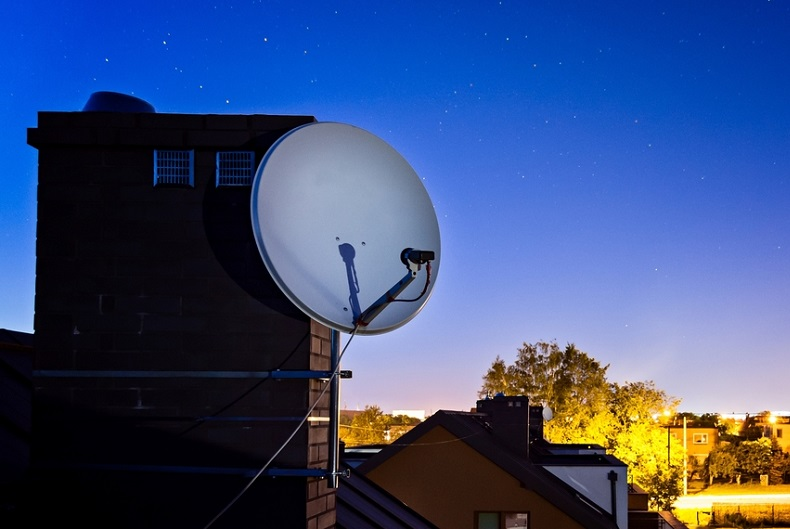 Satellite dishes: movable or immovable?
