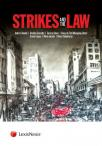 Strikes and the Law cover